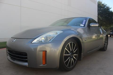 2008 Nissan 350Z for sale in Dallas, TX