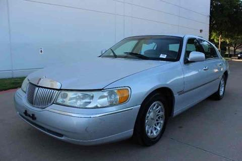 1998 Lincoln Town Car For Sale In Philadelphia Pa Carsforsale Com