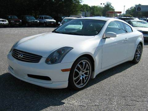 2005 Infiniti G35 for sale at Driven Pre-Owned in Lenoir NC