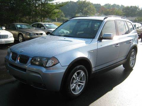 2006 BMW X3 for sale at Driven Pre-Owned in Lenoir NC