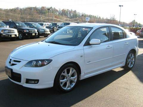 2008 Mazda MAZDA3 for sale at Driven Pre-Owned in Lenoir NC