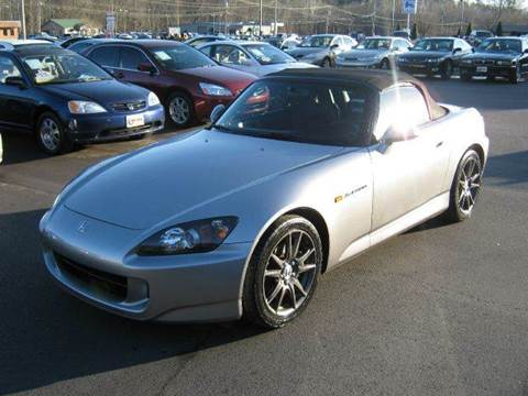 2004 Honda S2000 for sale at Driven Pre-Owned in Lenoir NC