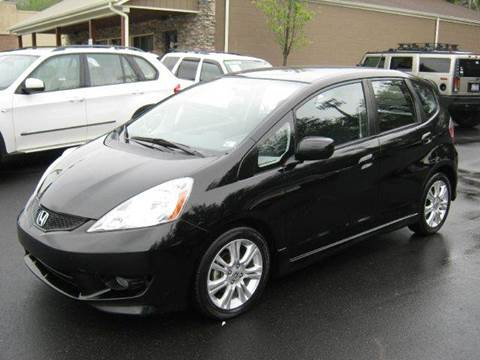 2009 Honda Fit for sale at Driven Pre-Owned in Lenoir NC