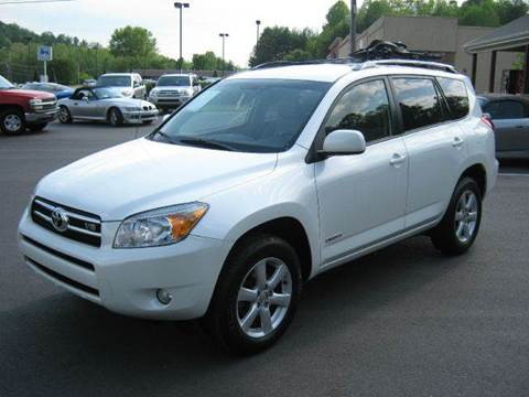2008 Toyota RAV4 for sale at Driven Pre-Owned in Lenoir NC