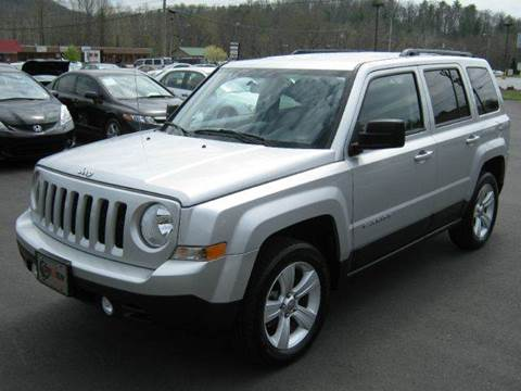 2011 Jeep Patriot for sale at Driven Pre-Owned in Lenoir NC
