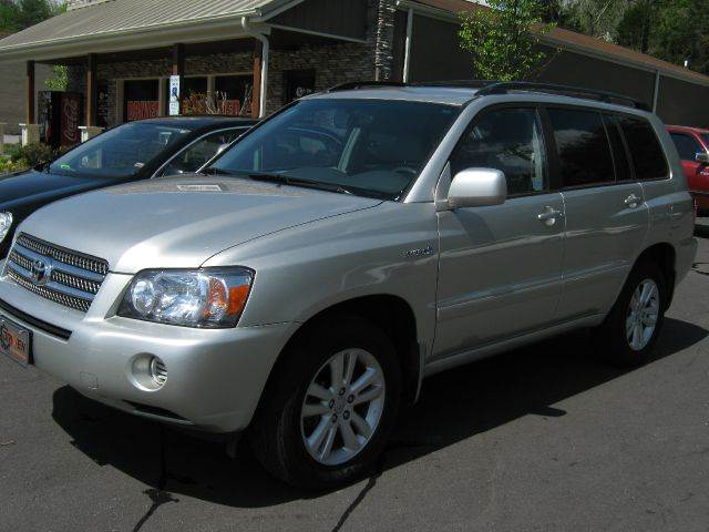 2007 Toyota Highlander Hybrid Limited Awd 4dr Suv In Lenoir Nc Rhdrivenpreowned: 2007 Highlander Spare Location At Elf-jo.com