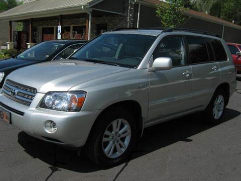 2007 Toyota Highlander Hybrid for sale at Driven Pre-Owned in Lenoir NC