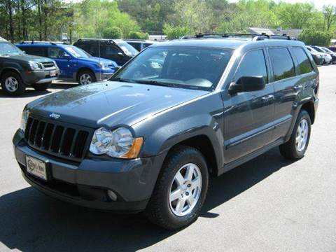 2008 Jeep Grand Cherokee for sale at Driven Pre-Owned in Lenoir NC