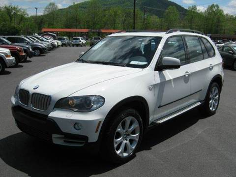 2008 BMW X5 for sale at Driven Pre-Owned in Lenoir NC