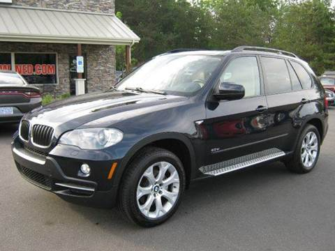 2007 BMW X5 for sale at Driven Pre-Owned in Lenoir NC
