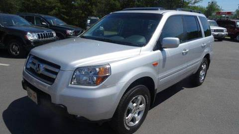 2008 Honda Pilot for sale at Driven Pre-Owned in Lenoir NC