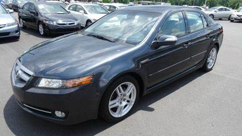2007 Acura TL for sale at Driven Pre-Owned in Lenoir NC