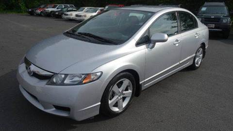 2010 Honda Civic for sale at Driven Pre-Owned in Lenoir NC