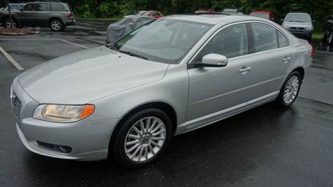 2008 Volvo S80 for sale at Driven Pre-Owned in Lenoir NC