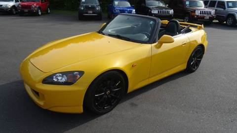 2006 Honda S2000 for sale at Driven Pre-Owned in Lenoir NC