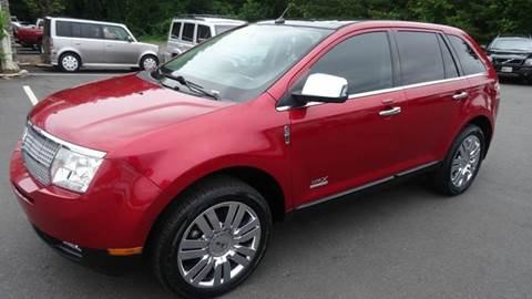 2008 Lincoln MKX for sale at Driven Pre-Owned in Lenoir NC