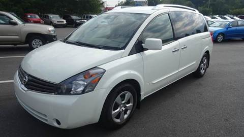 2009 Nissan Quest for sale at Driven Pre-Owned in Lenoir NC
