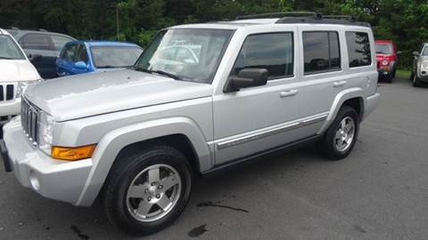 2010 Jeep Commander for sale at Driven Pre-Owned in Lenoir NC