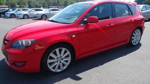 2008 Mazda MAZDASPEED3 for sale at Driven Pre-Owned in Lenoir NC