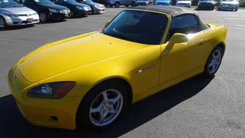 2001 Honda S2000 for sale at Driven Pre-Owned in Lenoir NC