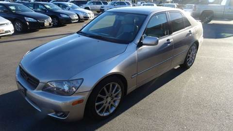 2003 Lexus IS 300 for sale at Driven Pre-Owned in Lenoir NC