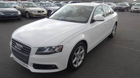 2009 Audi A4 for sale at Driven Pre-Owned in Lenoir NC