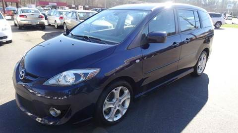 2009 Mazda MAZDA5 for sale at Driven Pre-Owned in Lenoir NC