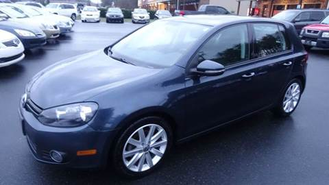 2011 Volkswagen Golf for sale at Driven Pre-Owned in Lenoir NC