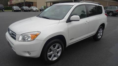2007 Toyota RAV4 for sale at Driven Pre-Owned in Lenoir NC