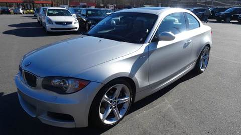 2008 BMW 1 Series for sale at Driven Pre-Owned in Lenoir NC