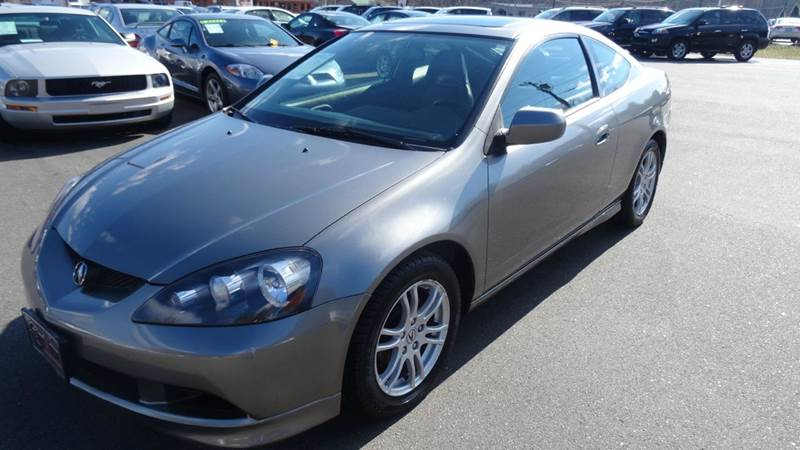 2006 Acura Rsx Base W Leather 2dr Hatchback 5a W Leather