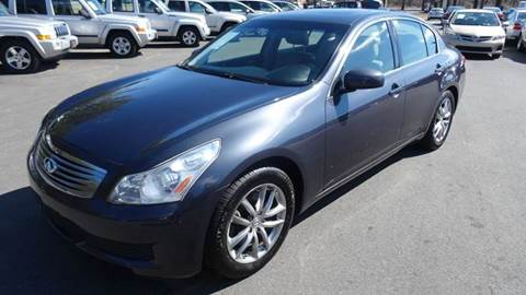 2007 Infiniti G35 for sale at Driven Pre-Owned in Lenoir NC