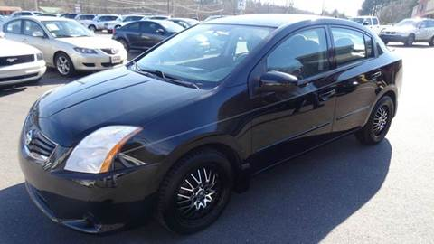 2011 Nissan Sentra for sale at Driven Pre-Owned in Lenoir NC