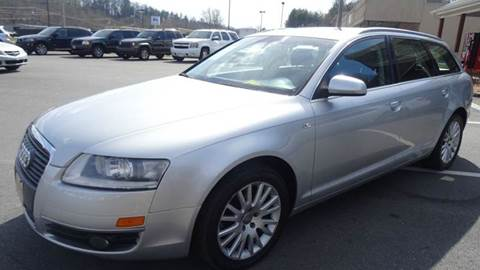 2006 Audi A6 for sale at Driven Pre-Owned in Lenoir NC