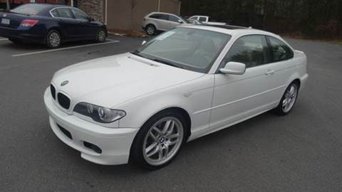 2004 BMW 3 Series for sale at Driven Pre-Owned in Lenoir NC