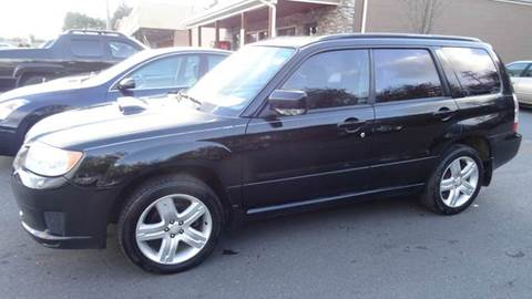 2007 Subaru Forester for sale at Driven Pre-Owned in Lenoir NC