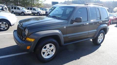 2006 Jeep Liberty for sale at Driven Pre-Owned in Lenoir NC