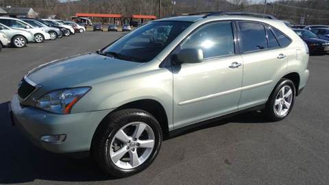 2008 Lexus RX 350 for sale at Driven Pre-Owned in Lenoir NC