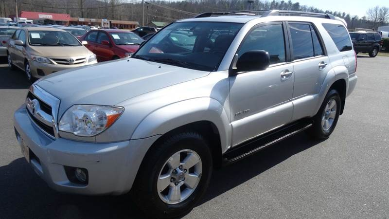 2007 toyota 4runner sr5 4dr suv 4wd v6 in lenoir nc driven pre owned. Black Bedroom Furniture Sets. Home Design Ideas