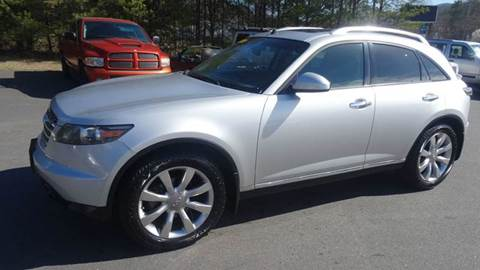 2007 Infiniti FX35 for sale at Driven Pre-Owned in Lenoir NC