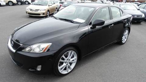 2007 Lexus IS 350 for sale at Driven Pre-Owned in Lenoir NC