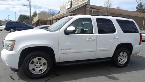 2007 Chevrolet Tahoe for sale at Driven Pre-Owned in Lenoir NC