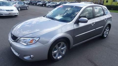 2008 Subaru Impreza for sale at Driven Pre-Owned in Lenoir NC