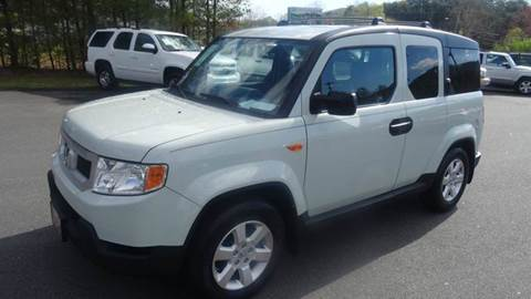 2010 Honda Element for sale at Driven Pre-Owned in Lenoir NC