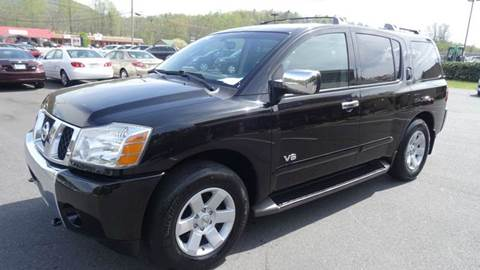 2006 Nissan Armada for sale at Driven Pre-Owned in Lenoir NC