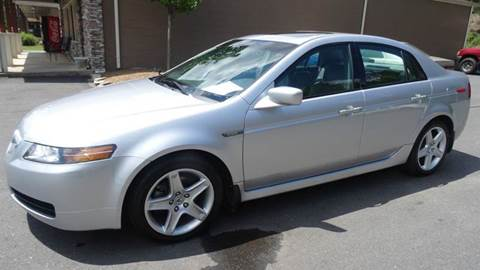 2006 Acura TL for sale at Driven Pre-Owned in Lenoir NC