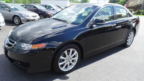 2007 Acura TSX for sale at Driven Pre-Owned in Lenoir NC