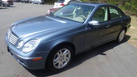 2006 Mercedes-Benz E-Class for sale at Driven Pre-Owned in Lenoir NC