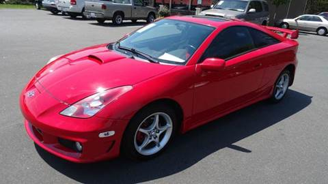 2004 Toyota Celica for sale at Driven Pre-Owned in Lenoir NC