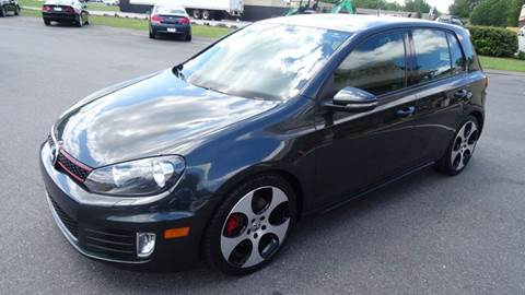 2012 Volkswagen GTI for sale at Driven Pre-Owned in Lenoir NC